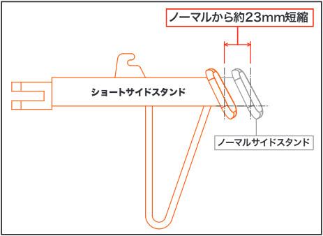 【SP武川】短側邊駐 - 「Webike-摩托百貨」