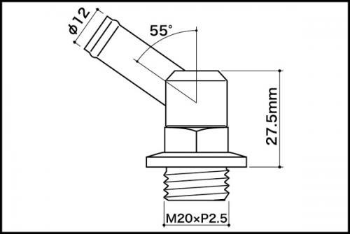 【SP武川】Breather pipe套件(Swivel型式) - 「Webike-摩托百貨」