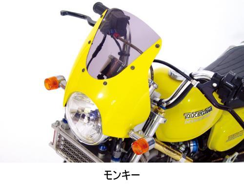 【SP武川】頭燈整流罩 - 「Webike-摩托百貨」