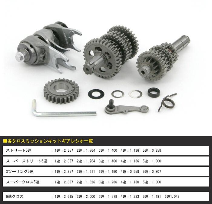 【SP武川】5速專用乾式離合器傳動套件 - 「Webike-摩托百貨」