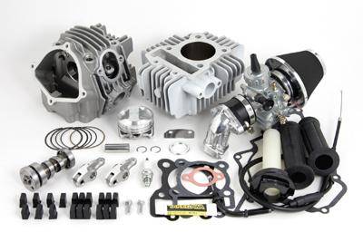 【SP武川】超級汽缸頭+R全組套件 - 「Webike-摩托百貨」