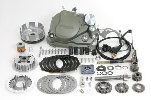 【SP武川】特殊離合器附3速密齒比套件(壓鑄鋁合金蓋)  - 「Webike-摩托百貨」