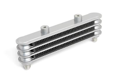 【SP武川】BB 3排式機油冷卻器(銀色) - 「Webike-摩托百貨」