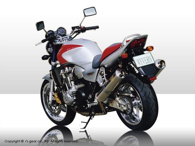 【r's gear】Sonic全段排氣管 - 「Webike-摩托百貨」