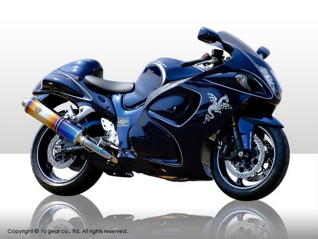 【r's gear】火龍 twin type 全段排氣管 - 「Webike-摩托百貨」