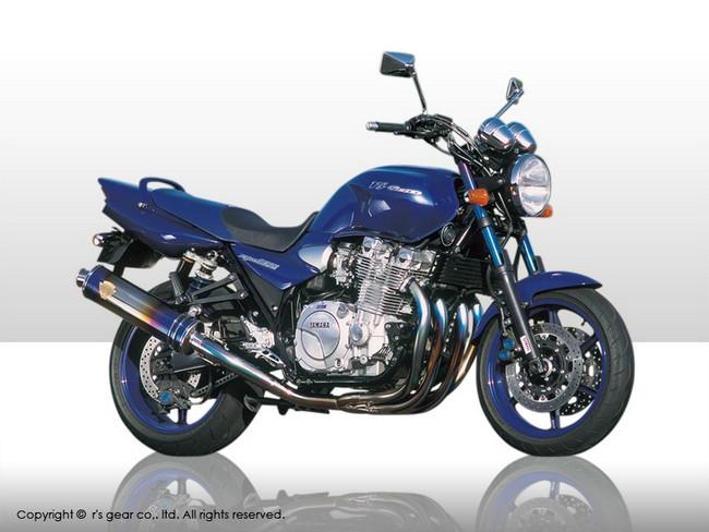 【r's gear】SONIC Twin Type 全段排氣管 - 「Webike-摩托百貨」