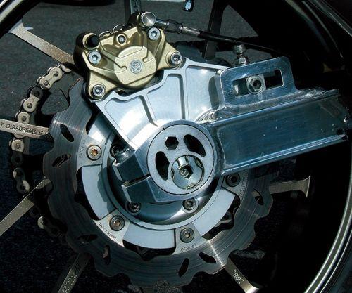【ACTIVE】後煞車卡鉗座 (Brembo製 40mm 左用 & 標準型碟盤直徑) - 「Webike-摩托百貨」