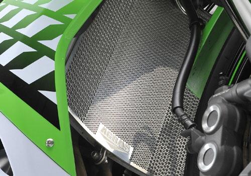 【AGRAS】散熱器(水箱)核心保護蓋 - 「Webike-摩托百貨」
