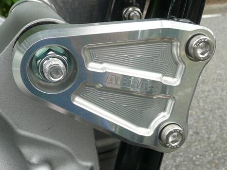 【AGRAS】引擎吊架 - 「Webike-摩托百貨」