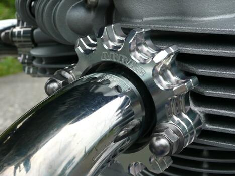 【AGRAS】排氣管固定接頭 - 「Webike-摩托百貨」