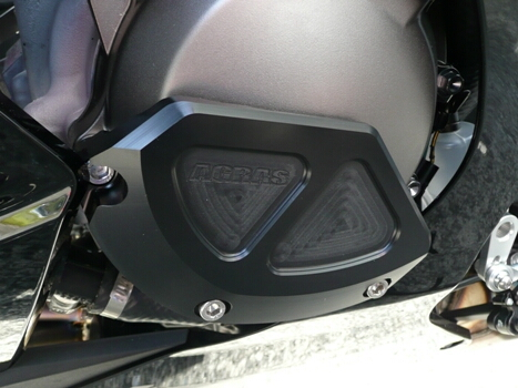 【AGRAS】競賽型滑行塊(防倒球) 2件式 型式B - 「Webike-摩托百貨」