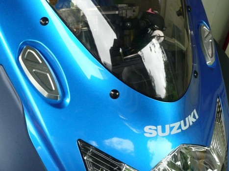 【AGRAS】後視鏡座塞外殼 - 「Webike-摩托百貨」