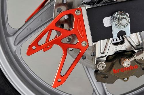 【AGRAS】後駐車架支撐器 - 「Webike-摩托百貨」
