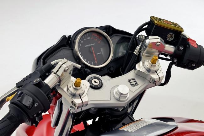 【AGRAS】把手固定座組 Race Type - 「Webike-摩托百貨」