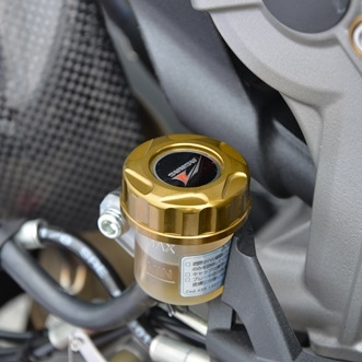 【AGRAS】煞車主缸油壺蓋-後 - 「Webike-摩托百貨」