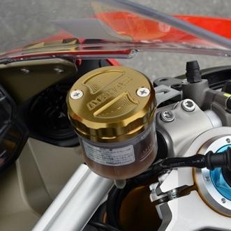 【AGRAS】煞車主缸油壺蓋-前 - 「Webike-摩托百貨」