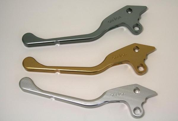 【antlion】鋁合金切削加工離合器拉桿 (銀色) - 「Webike-摩托百貨」