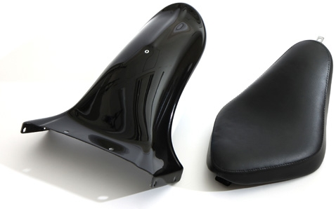 【EASYRIDERS】Flat Bob Extreme 土除&坐墊套件 - 「Webike-摩托百貨」