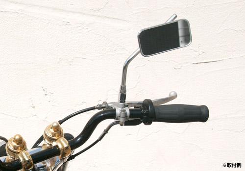 【EASYRIDERS】3吋 方型後視鏡 - 「Webike-摩托百貨」