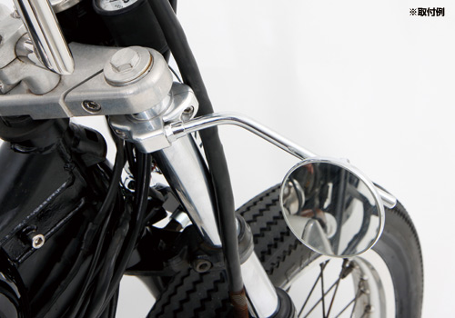 【EASYRIDERS】3吋 圓型後視鏡 - 「Webike-摩托百貨」