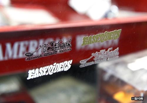 【EASYRIDERS】EasyRiders 迷你貼紙 - 「Webike-摩托百貨」
