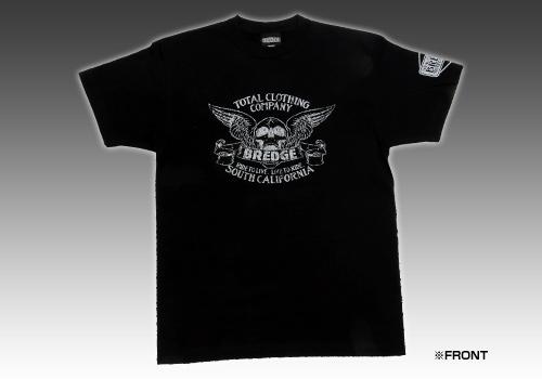 【BREDGE】Skull Wing T恤 - 「Webike-摩托百貨」