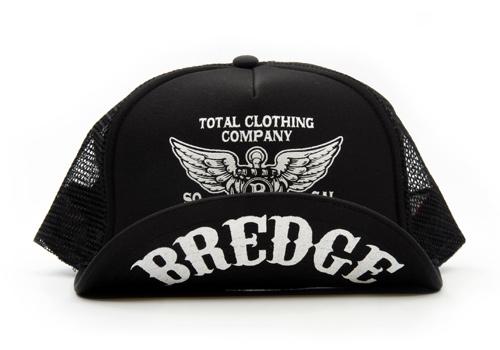 【BREDGE】Wing Logo 網帽 - 「Webike-摩托百貨」