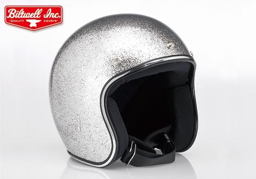 【EASYRIDERS】3/4安全帽 (金蔥) - 「Webike-摩托百貨」