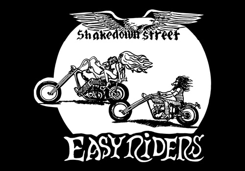 【EASYRIDERS】ER original T恤【ERS42】 SHAKE DOWN - 「Webike-摩托百貨」
