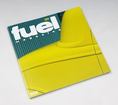【EASYRIDERS】Fuel Magazine 1號 - 「Webike-摩托百貨」