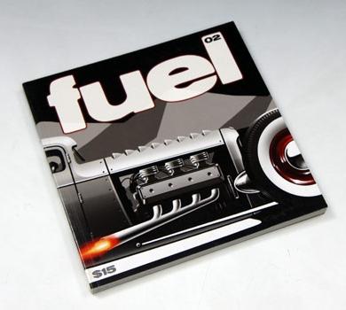 【EASYRIDERS】Fuel Magazine 2號 - 「Webike-摩托百貨」