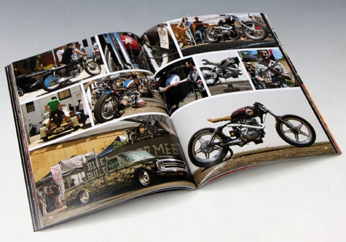 【EASYRIDERS】Fuel Magazine 7號 - 「Webike-摩托百貨」