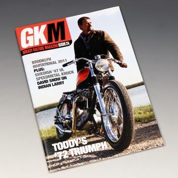 【EASYRIDERS】Greasy Kulture Magazine 24號 - 「Webike-摩托百貨」