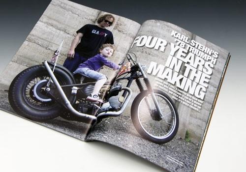 【EASYRIDERS】Greasy Kulture Magazine 25號 - 「Webike-摩托百貨」