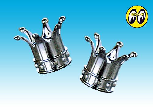 【EASYRIDERS】Crown 氣嘴蓋 - 「Webike-摩托百貨」