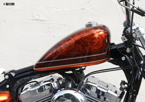 【EASYRIDERS】Sportster 鋁合金油箱 (加高固定座) - 「Webike-摩托百貨」