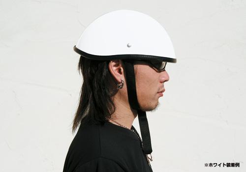【EASYRIDERS】Bad bone2安全帽 白色 無貼紙 - 「Webike-摩托百貨」