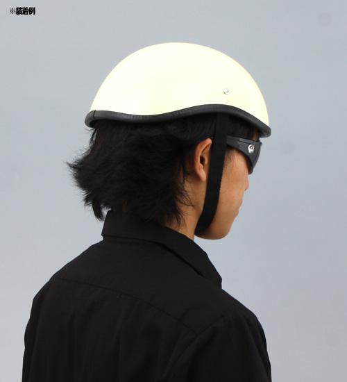 【EASYRIDERS】半罩安全帽2 白色 無貼紙 - 「Webike-摩托百貨」