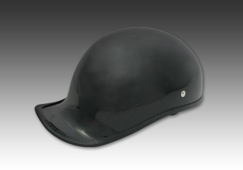 Helmet Gangster 2 Black/without Sticker
