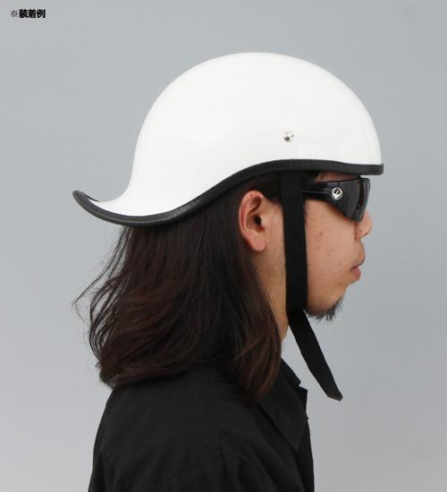 【EASYRIDERS】Gangster2安全帽 白色 無貼紙 - 「Webike-摩托百貨」