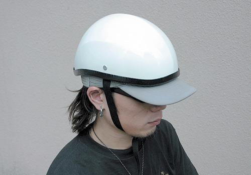【EASYRIDERS】Cruise安全帽 白色 無貼紙 - 「Webike-摩托百貨」