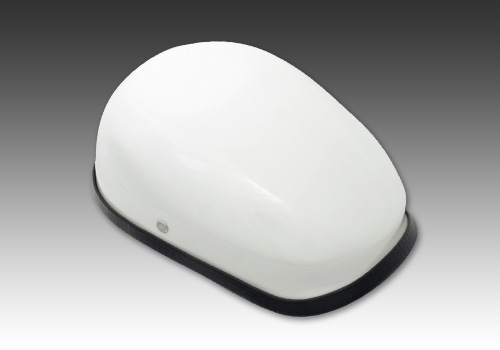 【EASYRIDERS】獵人安全帽 白色 無貼紙 - 「Webike-摩托百貨」