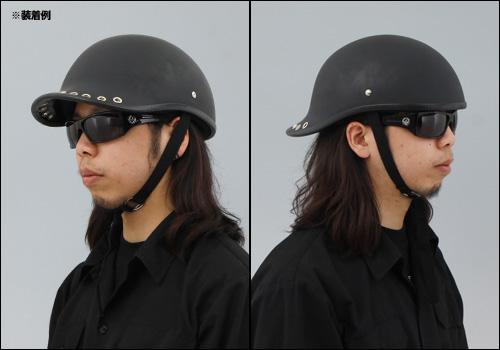 【EASYRIDERS】Drilled Gangster安全帽 - 「Webike-摩托百貨」