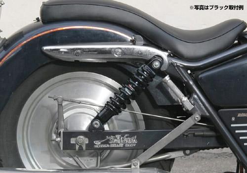 【EASYRIDERS】車身降低後避震(電鍍) - 「Webike-摩托百貨」
