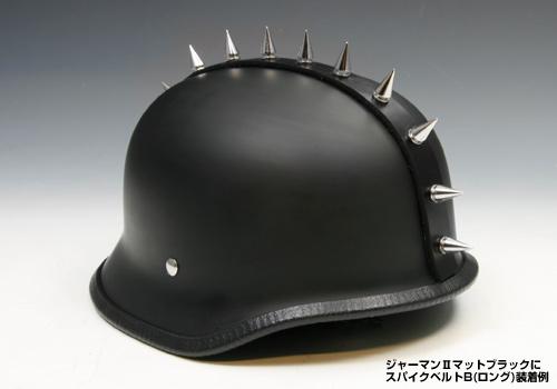 【EASYRIDERS】釘扣裝飾皮帶2B - 「Webike-摩托百貨」