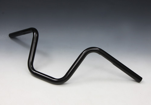 【EASYRIDERS】Boba 高把手 (黑色 有配線用凹痕 Narrow 單件型把手固定座專用) - 「Webike-摩托百貨」