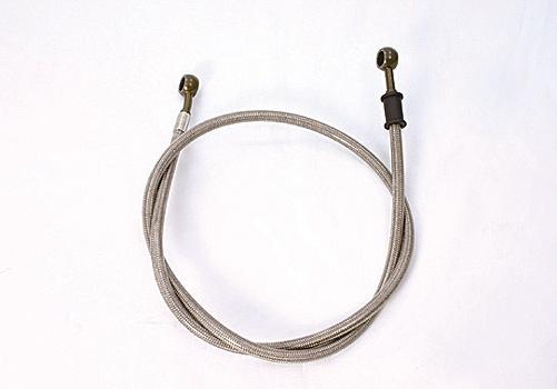 【EASYRIDERS】標準型煞車油管 (1.2m)【透明外管】 - 「Webike-摩托百貨」