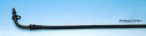 【EASYRIDERS】黑色油門拉索 (FT 7cmUp/PB 標準型) - 「Webike-摩托百貨」