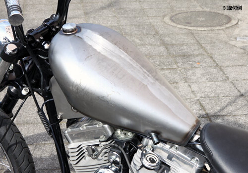 【EASYRIDERS】LUCKY F-CKER 汽油箱固定座套件 - 「Webike-摩托百貨」