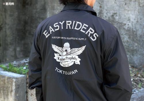 【EASYRIDERS】教練外套(強化型) - 「Webike-摩托百貨」